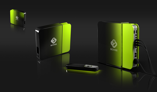 Boxee Set top Box