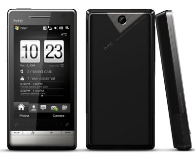 HTC Touch Diamond and Pro Version 2