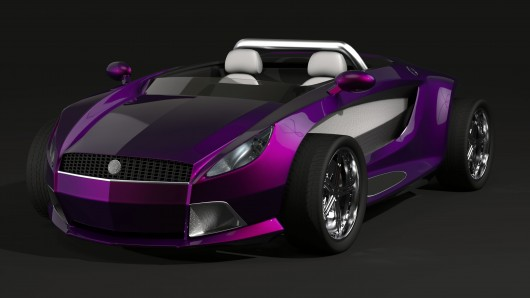 Dartz Jo Mojo Electric Armored 2 Seater Sports Car